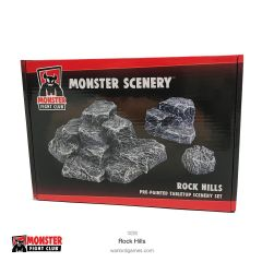 Rock Hills   Monster Fight Club