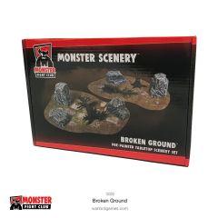 Broken Ground   Monster Fight Club