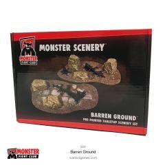 Barren Ground   Monster Fight Club