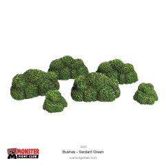 Bushes   Verdant Green   Monster Fight Club