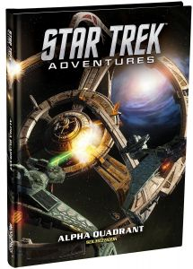 The Alpha Quadrant Sourcebook - Star Trek Adventures RPG