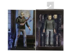 Jason Voorhees   Friday the 13th Part 3 3D   Ultimate Action Figure   NECA