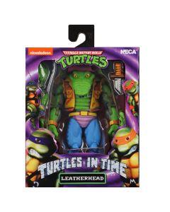 Leatherhead - Turtles in Time - NECA TMNT Action Figure