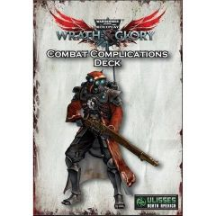 Combat Complications Deck - Wrath & Glory - Warhammer 40,000 Roleplaying