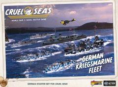 German Kriegsmarine Fleet - Cruel Seas
