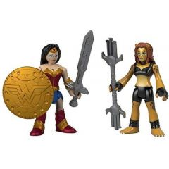 Wonder Woman & Cheetah - Imaginext Dc Super Friends