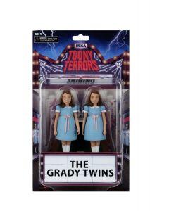 Grady twins | The Shining | Toony Terrors | NECA