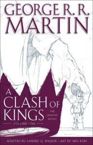Clash of Kings - Vol 01 - HC (MR)
