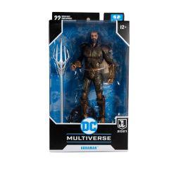 Aquaman   Justice League 2021   DC Multiverse Action Figure   McFarlane Toys