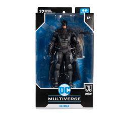 Batman   Justice League 2021   DC Multiverse Action Figure   McFarlane Toys