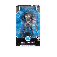 Cyborg With Face Shield   Justice League 2021   DC Multiverse Action Figure   McFarlane Toys