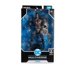 Cyborg   Justice League 2021   DC Multiverse Action Figure   McFarlane Toys