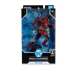 Flash   Justice League 2021   DC Multiverse Action Figure   McFarlane Toys