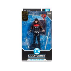 Red Hood Unmasked   DC New 52   DC Multiverse Action Figure   McFarlane Toys Gold Label