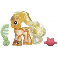 Applejack Figure - My Little Pony Explore Equestria Water Cuties