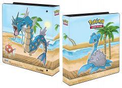 "Pokemon Gallery Series Seaside 2"" Album   Pokemon   Ultra-Pro"