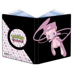 Pokemon 4-Pocket Portfolio: Mew   Pokemon   Ultra-Pro