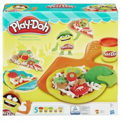 Play-Doh Pizza Party Mould Set