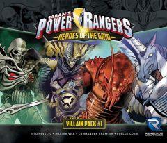 Villains Pack #1 - Power Rangers: Heroes of the Grid