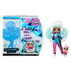 Icy Gurl & Brrr B.B. Doll | Winter Chill L.O.L. Surprise! O.M.G.