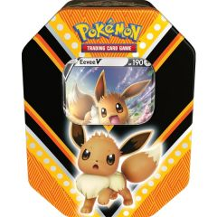 Eevee V Powers Tin - Pokemon TCG
