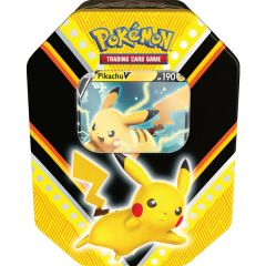 Pikachu V Powers Tin - Pokemon TCG