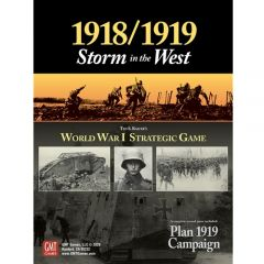 1918/1919: Storm In The West | GMT Games
