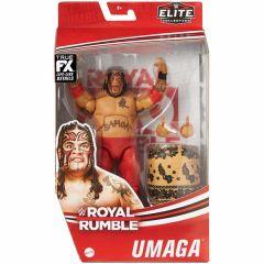 Umaga | Royal Rumble Elite Series | WWE Action Figure
