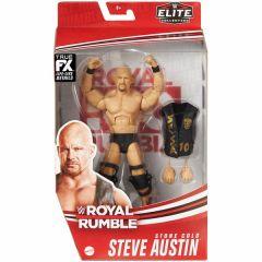 Stone Cold Steve Austin | Royal Rumble Elite Series | WWE Action Figure
