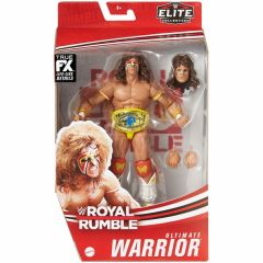 Ultimate Warrior | Royal Rumble Elite Series | WWE Action Figure