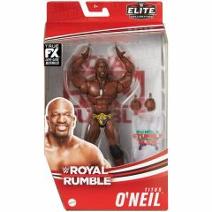 Titus O'Neil | Royal Rumble Elite Series | WWE Action Figure