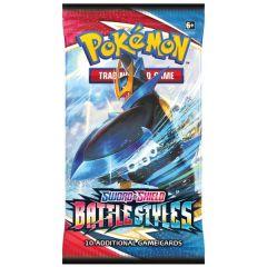Sword & Shield: Battle Styles Booster Pack   Pokemon TCG