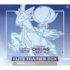 Ice Rider Calyrex Elite trainer Box | Sword & Shield: Chilling Reign | Pokemon TCG
