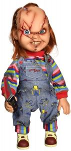 "Chucky - 15"" Scarred Doll With Sound - Bride Of Chucky"