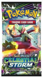 Celestial Storm Booster - Sun & Moon - Pokemon TCG