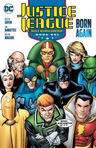 Justice League International - Vol 01: Born Again - TP