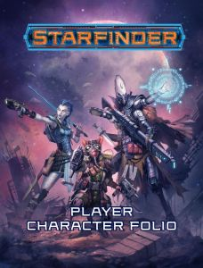 Player Character Folio - Starfinder