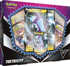 Toxtricity V Box - Pokemon TCG