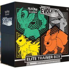 Jolteon, Flareon, Umbreon & Leafeon Elite Trainer Box   Sword & Shield: Evolving Skies   Pokemon TCG
