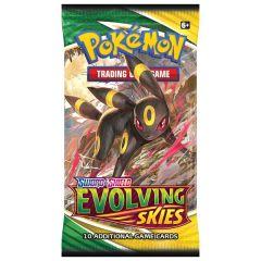 Evolving Skies Booster Pack   Pokemon TCG: Sword & Shield 10