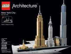 21028 New York City | LEGO Architecture
