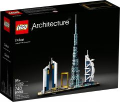 21052 Dubai | LEGO Architecture