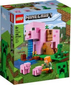 21170 The Pig House | LEGO Minecraft