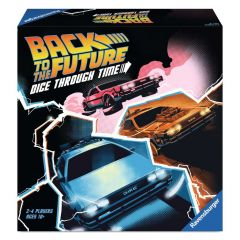 Back To The Future | Dice Through Time