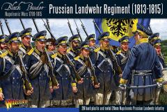 Prussian Landwehr Regiment (1813-1815) | Black Powder | Napoleonic Wars 1789-1815