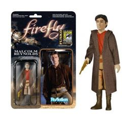 Firefly Malcolm Reynolds - ReAction Figure - SDCC Exclusive