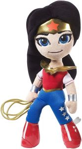 Wonder Woman DC Super Hero Girls Mini Feature Plush