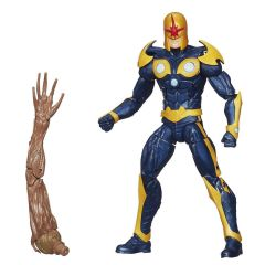 Nova - Guardians Of The Galaxy - Marvel Legends