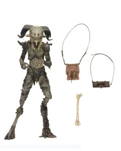 Old Faun   Pan's Labyrinth   Guillermo Del Toro Signature Collection Action Figure   NECA