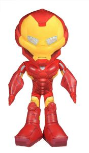 "22"" Iron Man Plush - Marvel Action - Posh Paws"